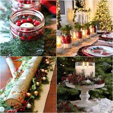 party centerpieces for tables diy christmas table decorations easy centerpiece in 10 minutes
