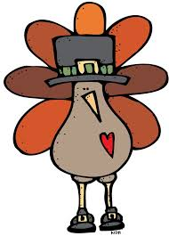 thankful turkey clipart clipground