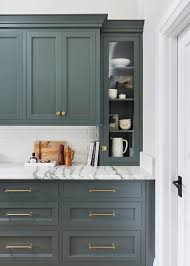 kitchen cabinet colors modern we want these green kitchen cabinets stat kitchen
