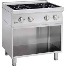 fourneau de cuisine fourneau de cuisine profesionnel électrique bartscher 287420