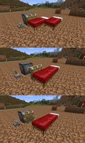 make your bed longer with minecraft 1 7