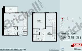 Icon Brickell Floor Plans 1060 Brickell Brickell Com