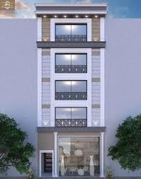 residential building elevation apartment elevation design architectural design pinterest