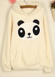 panda sweater yet another lovely panda sweater lol my style