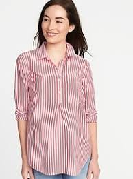 maternity shirts maternity clothes navy