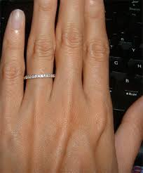 thin band engagement ring the 25 best wedding band ideas on gold wedding