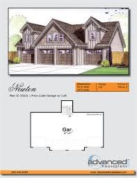 Wide Lot Floor Plans Traditional Garage Plan Newton