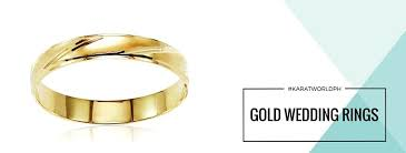 wedding bands world gold wedding rings karat world