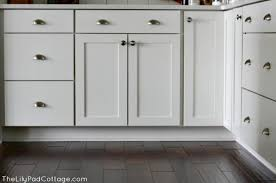 Shaker Style White Cabinets Kitchen Showcase My Kitchen Tour And A Giveaway
