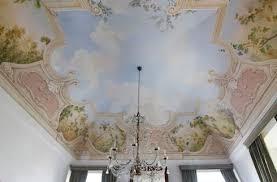pittura soffitto dipinti murali su soffitti di pigmenta arte murale homify