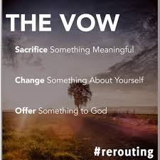 the vow u201d challenge fully devoted worship