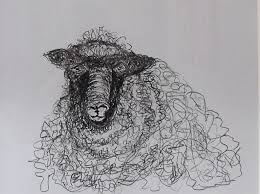 42 best henry moore sheep images on pinterest sheep drawing
