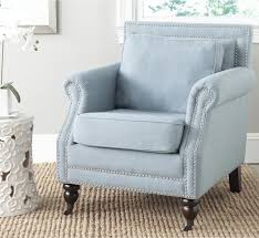 Light Blue Accent Chair Stunning Light Blue Accent Chair Safavieh Karsen Sky Blue Club
