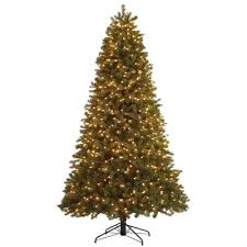 9 ft pre lit balsam fir artificial tree lowe s canada
