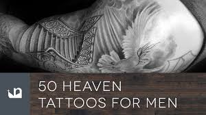 50 heaven tattoos for