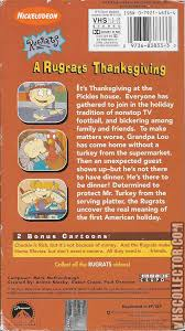 a rugrats thanksgiving vhscollector your analog videotape