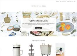 48 free professional ecommerce website templates for you to try