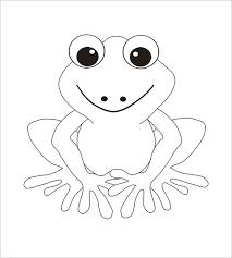 frog template patterns patterns kid