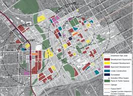 San Jose District Map by A Boom And A Turning Point For Downtown San Jose Spur