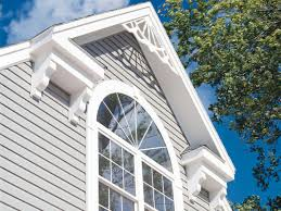 House Upgrades Exterior Trim Molding And Columns Hgtv