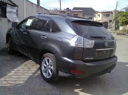 lexus rx 350 for sale nairaland 2008 lexus rx350 for quick sale 3 4m autos nigeria