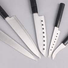 5 knife chef knife set cutlery kit stainless steel japanese sushi