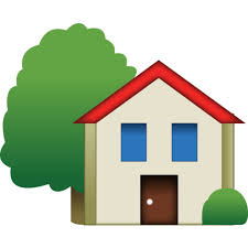 House Emoji | download house emoji with tree emoji island