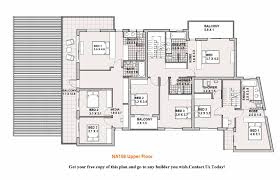 free double story house plans south africa
