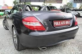 mercedes slk280 mercedes slk280 3 0 sport 2dr roadster 07 13 cars 12