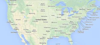 us map states carolina map of usa major tourist attractions maps