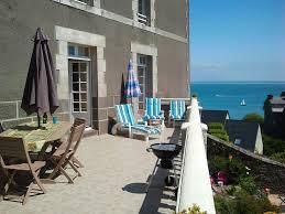 chambre d hote cancale vue sur mer maison vue mer exceptionnelle avec jardin cour proche commodité
