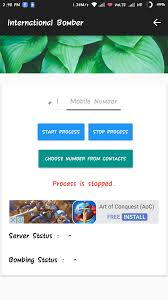 sms apk free sms bomber apk 2 15 for android