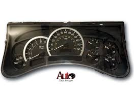 2003 2007 buick rendezvous instrument cluster repair auto tech