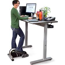 Ergotron Sit Stand Desk Mvbd60ss Elevate 60 Electric Sit Stand Desk