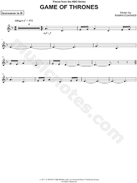 theme song quiz app game of thrones bb instrument from game of thrones sheet music