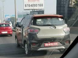 indian car mahindra mahindra kuv100 motorbeam indian car bike news review price