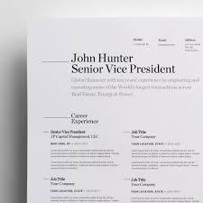 corporate resume template corporate resume template vol 1 the resume vault