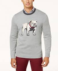 sweaters macys room s intarsia bulldog sweater created for macy s