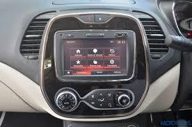 renault captur interior new renault captur india review price specs mileage image