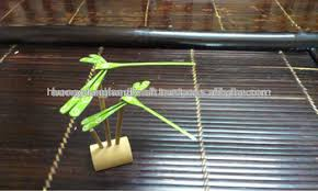 vietnam lacquerware bamboo dragonfly handmade home decor dragonfly