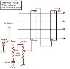 jazz bass series wiring without a switch talkbass com