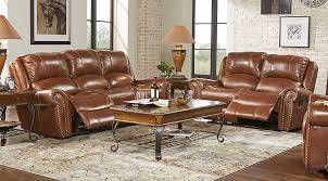 Reclining Armchairs Living Room Manual U0026 Power Reclining Living Room Sets With Sofas