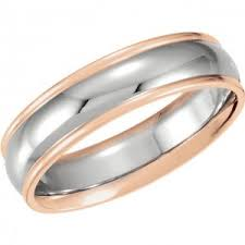 two tone wedding bands 14k selection 14k yellow gold rings wedding bands two tone
