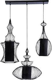 hã ngeleuchte design hängeleuchte swing iron tre kare design kaufen lilianshouse