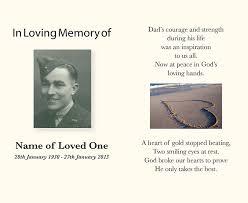 memorial card memorial card 2 jpg 800 657 ideas for mums funeral