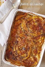 cuisiner une courge butternut gratin de courge butternut moutarde et comté mes brouillons de