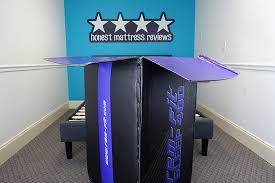 purple mattress reviews rem fit sleep 400 cooling gel memory foam mattress