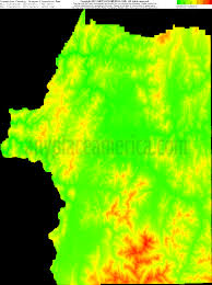Topographical Map Of Oregon by Free Josephine County Oregon Topo Maps U0026 Elevations
