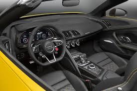Audi R8 Nardo Grey - power all along the line the audi r8 spyder v10 audi mediacenter