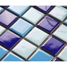 Porcelain Mosaic Tile Sheets Kitchen Backsplash Tiles Floor Mirror - Tile sheets for kitchen backsplash